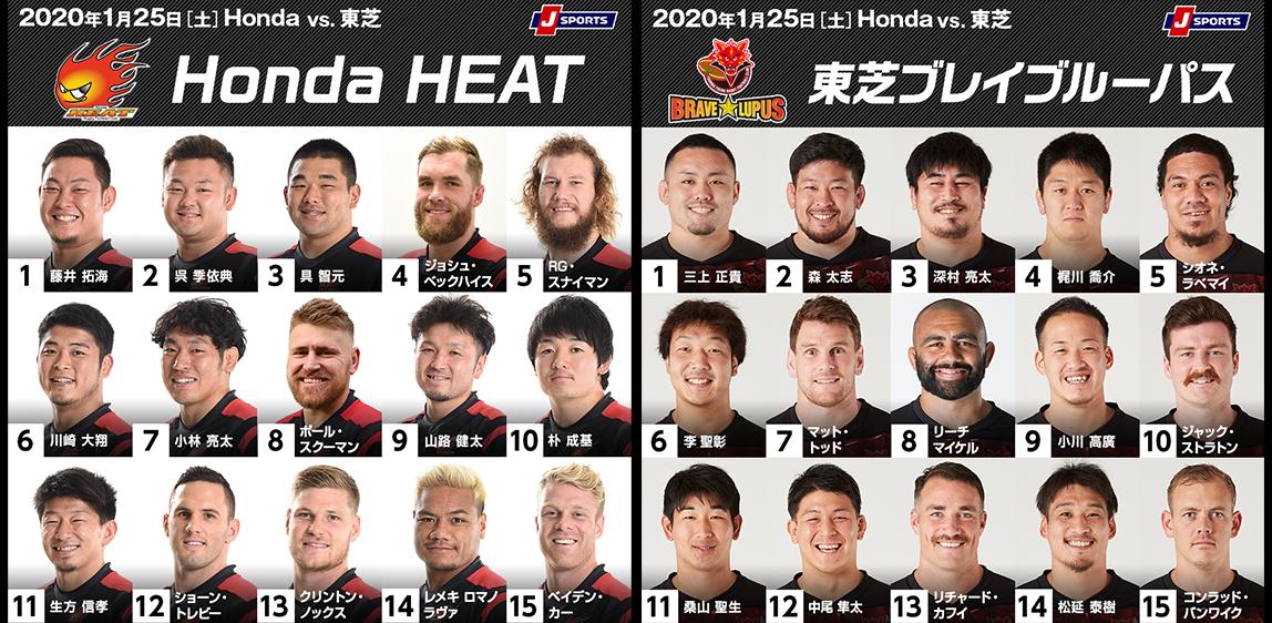Honda vs 東芝