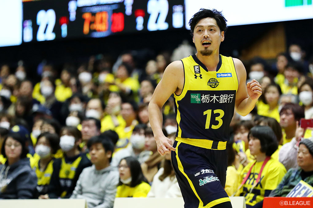 【2019-20 B.LEAGUE NOTEBOOK 15】