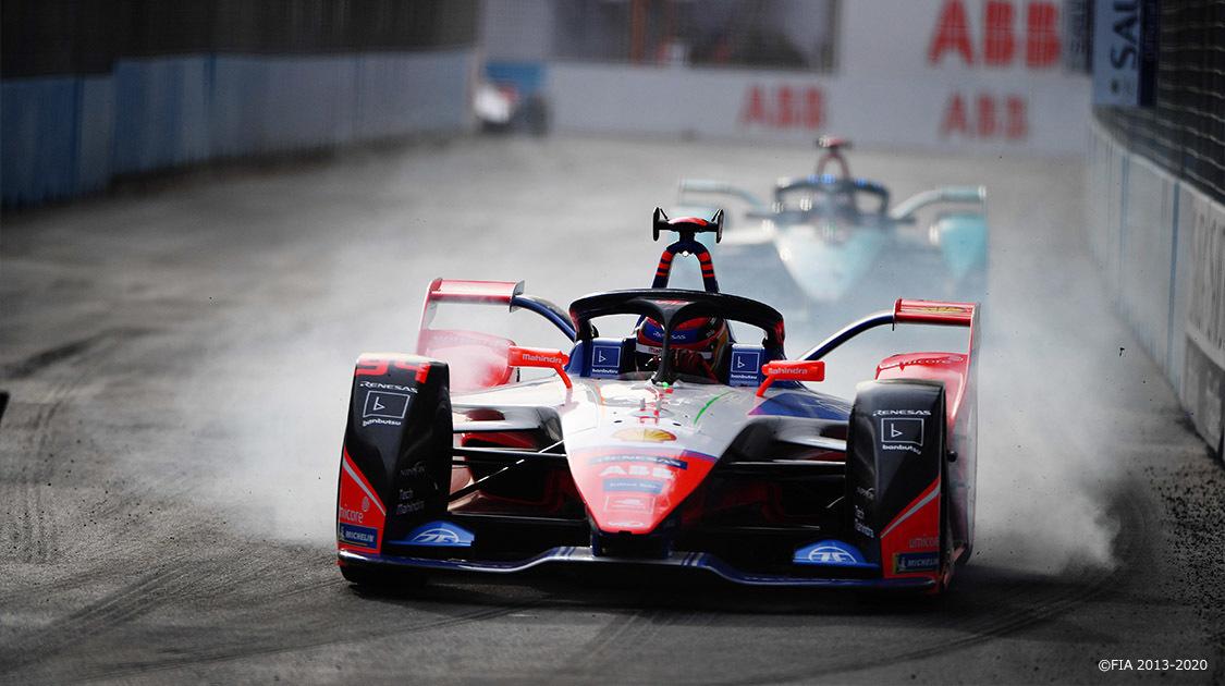 FIA フォーミュラE選手権 19/20 第4戦・メキシコシティ(メキシコ)
