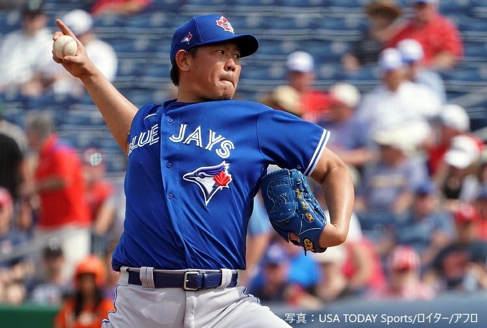 山口俊、日本と異なるボールへの順応を進める   野球のコラム   J ...