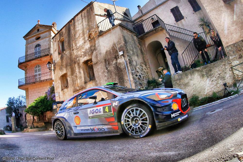 """2019年WRC第4戦ツール・ド・コルス(フランス) """"早くも第4戦はシーズン初のターマック"""""""