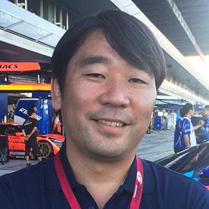 三原 弘(J SPORTSモータースポーツプロデューサー)