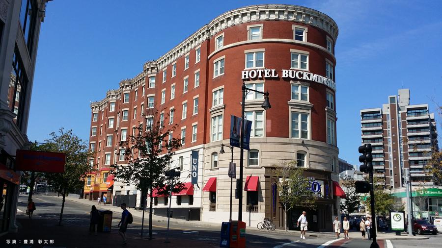 ブラックソックス事件発端の舞台でもあったホテル・バックミンスター