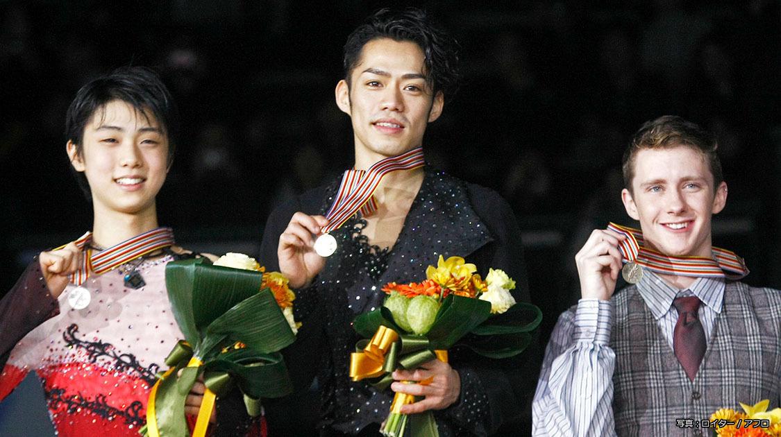 ISUフィギュアスケートアーカイブ 2011年 四大陸選手権 男子シングル #4
