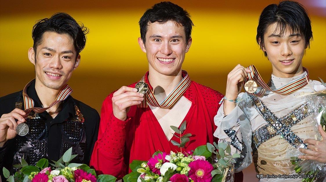 ISUフィギュアスケートアーカイブ 2012年 世界選手権 男子シングル #6