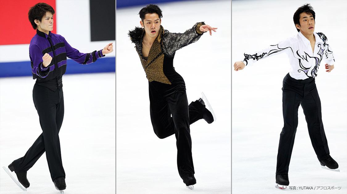 ISUフィギュアスケートアーカイブ 2011年 世界選手権 男子シングル #5