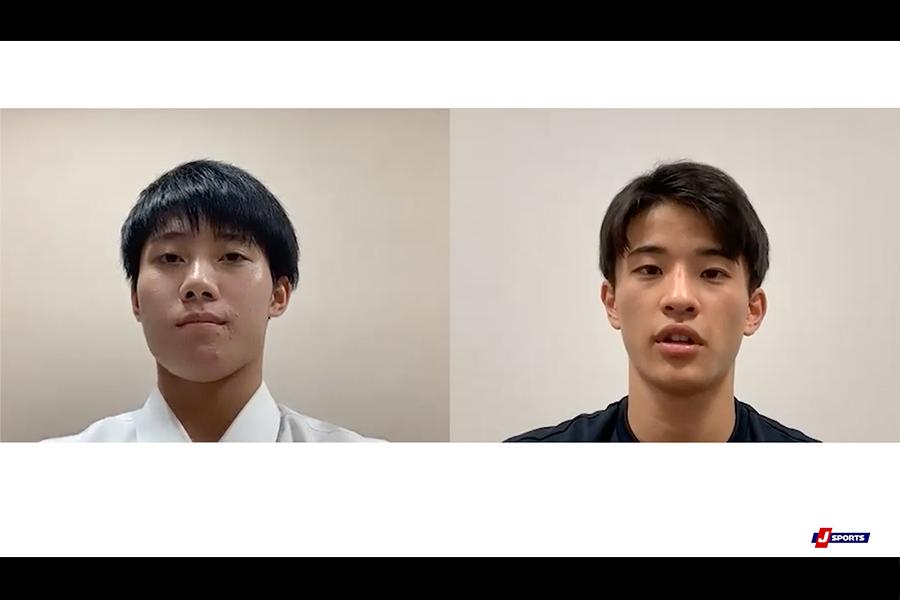 北陸学院 長田和也 北陸高校 土家拓大