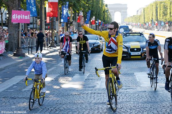 ツール・ド・フランスを知るための100の入り口:完走者の割合