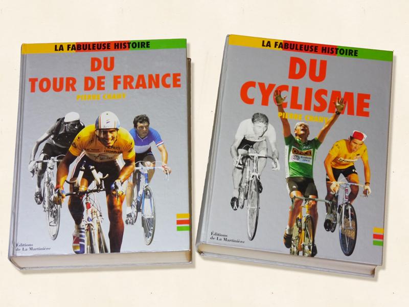 ツール・ド・フランスを知るための100の入り口:ジャーナリストは元選手