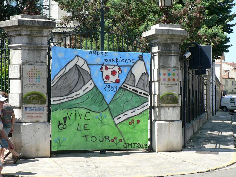 ツール・ド・フランスを知るための100の入り口:我が町のヒーロー