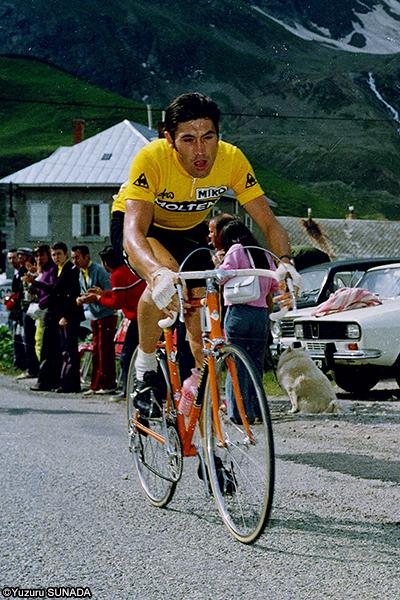 ツール・ド・フランスを知るための100の入り口:最多勝利選手2 エディ・メルクス