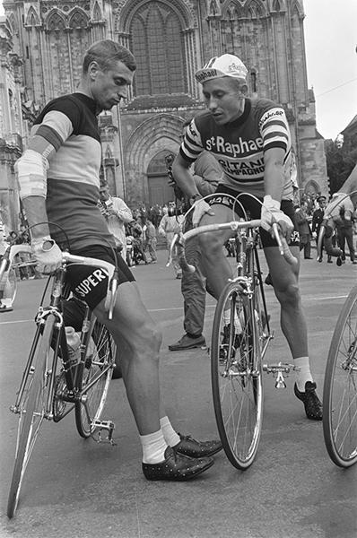 ツール・ド・フランスを知るための100の入り口:最多勝利選手1 ジャック・アンクティル