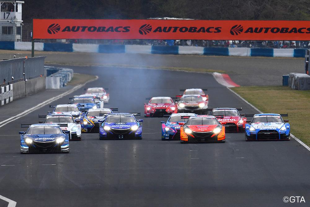 SUPER GT第1戦プレビュー 栄冠をつかむため、開幕ダッシュを果たすのはどのチームか?