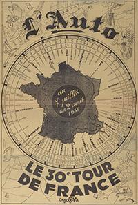 ツール・ド・フランスを知るための100の入り口:新聞の売り上げ