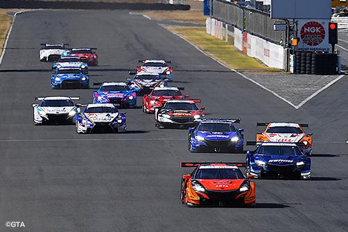 SUPER GT 第7戦