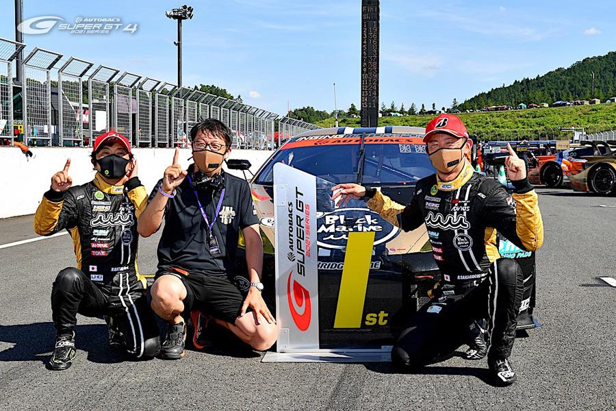 2号車 muta Racing Lotus MC