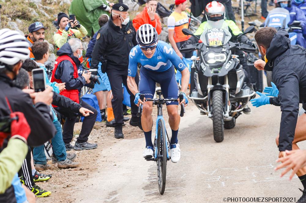 ミゲルアンヘル・ロペスがラスト3.9kmを駆け上がり4年ぶりのステージ優勝