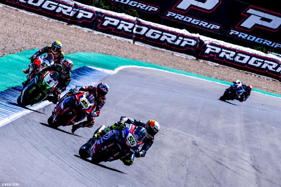 FIM スーパーバイク世界選手権2021 第11戦 決勝レース1 ポルティマオ(ポルトガル)