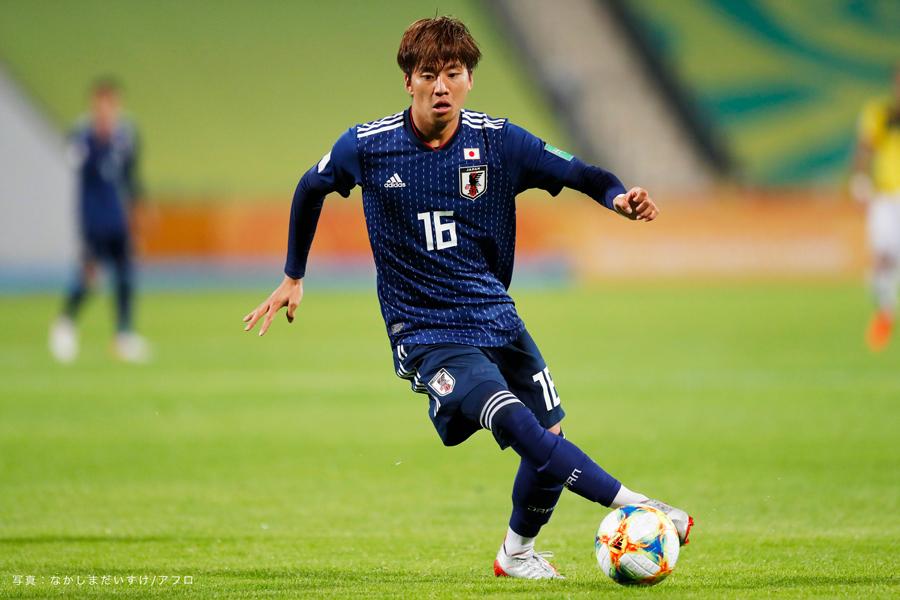 日本 エクアドル サッカー
