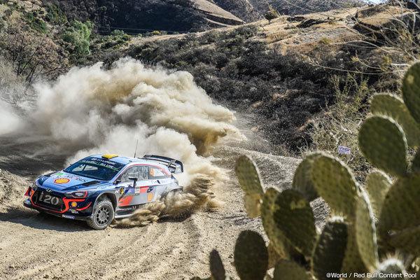 """2019年WRC第3戦メキシコ """"開幕3つ目の特殊ラリーはグラベル"""""""