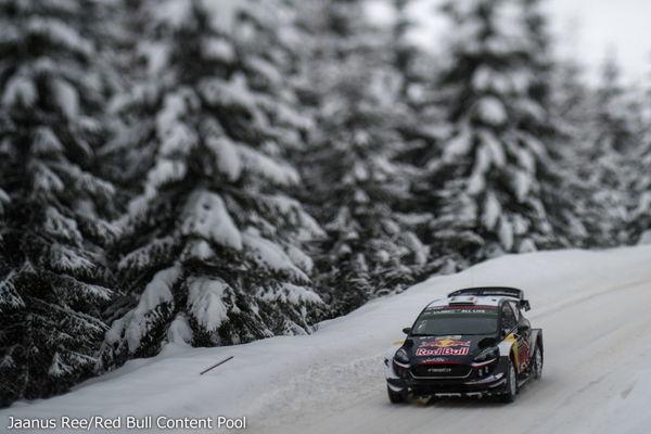 2019年WRC 第2戦ラリー・スウェーデン