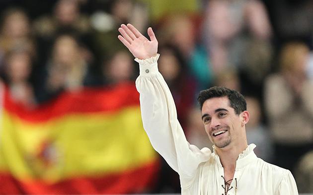 スペインの英雄-ハビエル・フェルナンデス