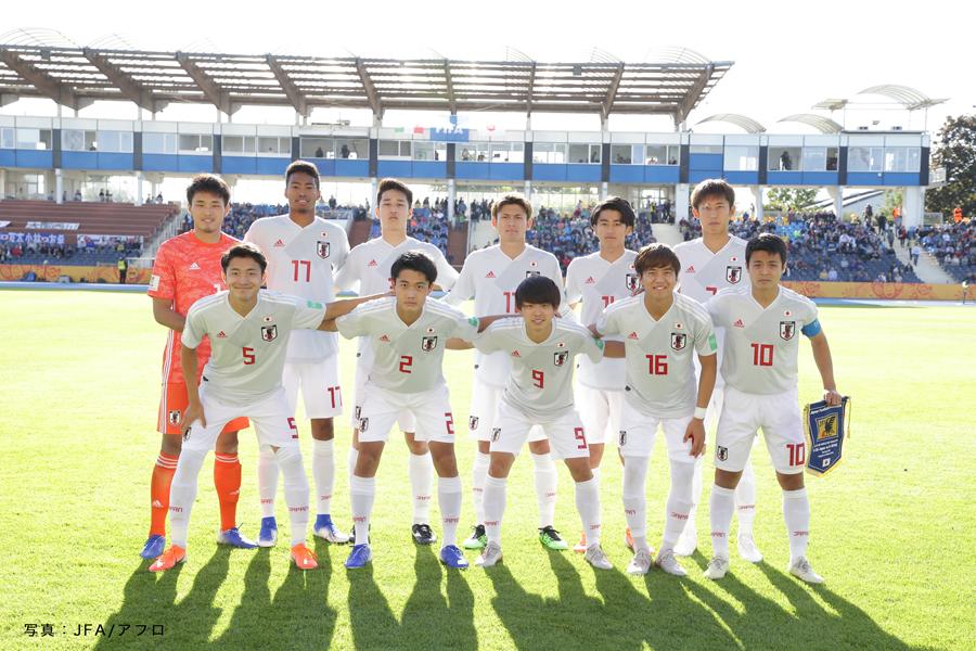 FIFA U-20 ワールドカップ 日本代表