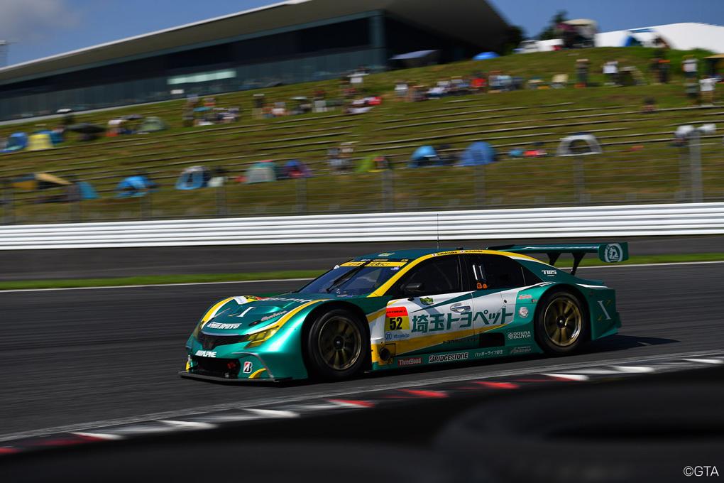 SUPER GT第5戦