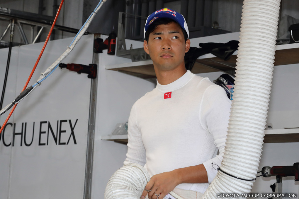 ITOCHU ENEX TEAM IMPUL 平川亮