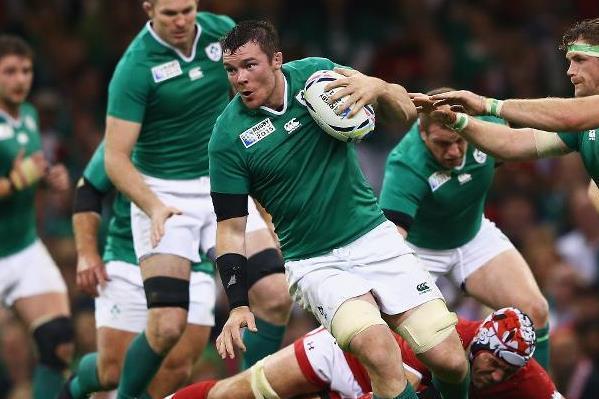 日本と対戦する世界ランキング1位のアイルランド代表メンバー ...