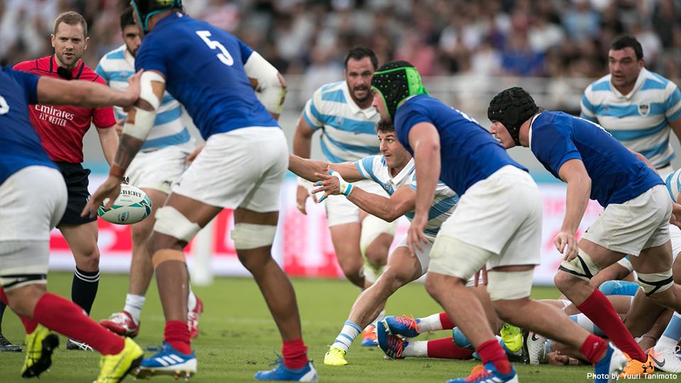 アルゼンチンが反撃開始