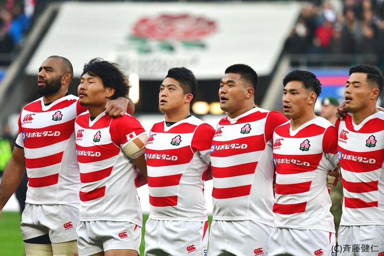日本橄榄球队闯入八强