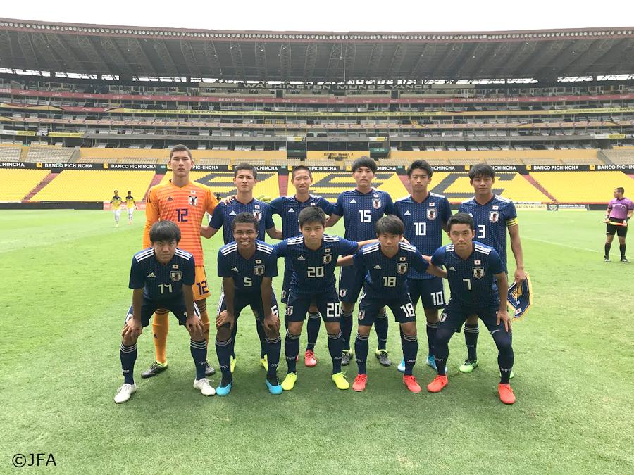 U-17ワールドカップ 日本代表