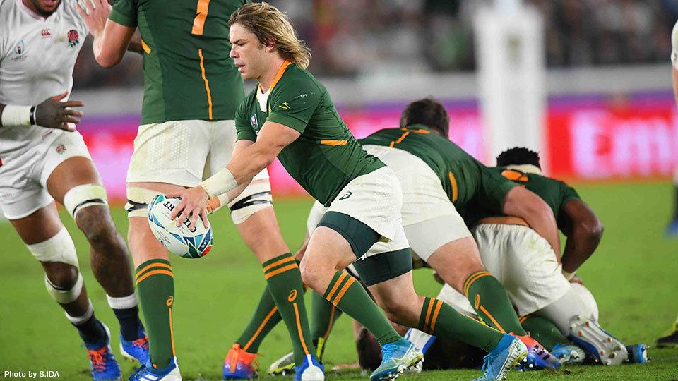 ラグビー ワールド カップ 南アフリカ 大会