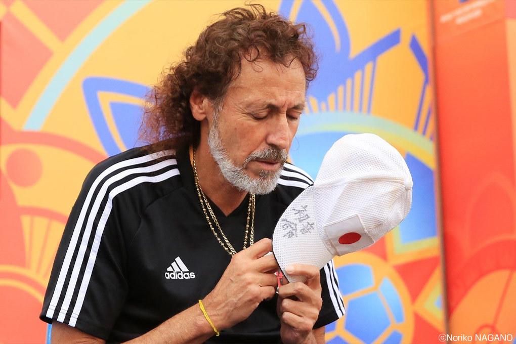 FIFA ビーチサッカー ワールドカップ パラグアイ 2019