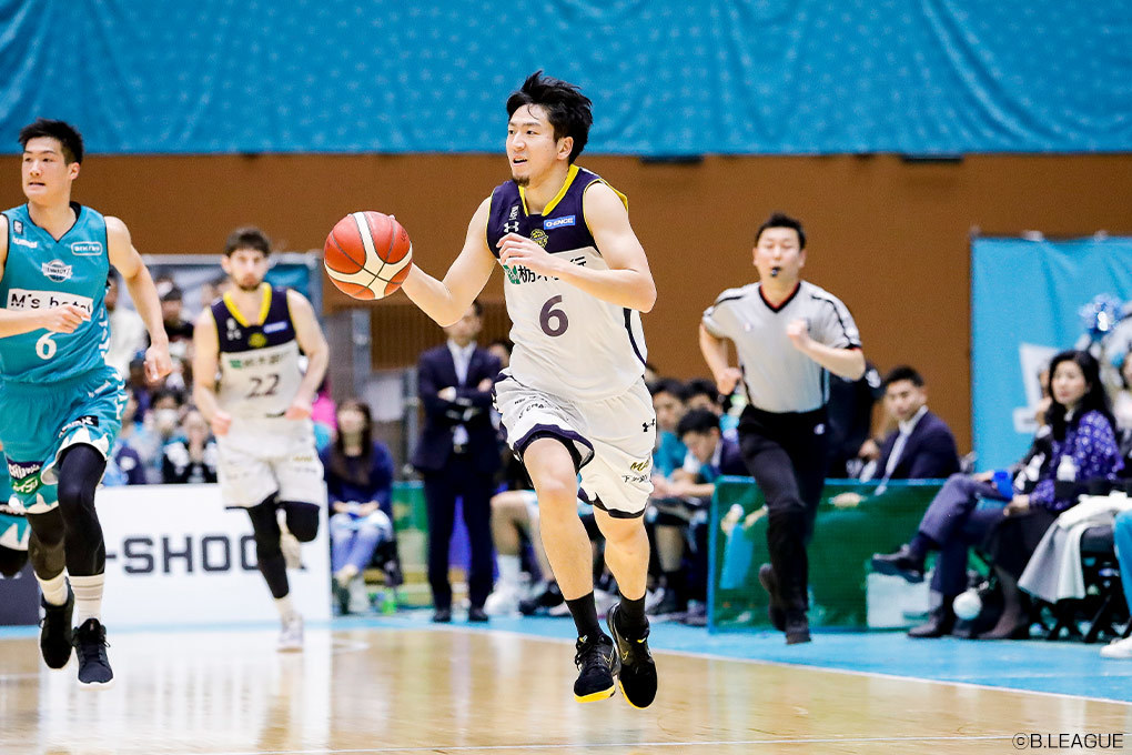 【2019-20 B.LEAGUE NOTEBOOK 9】